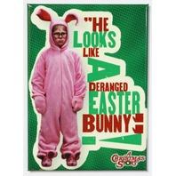 A Christmas Story Deranged Easter Bunny FRIDGE MAGNET Ralph Parker