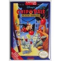 Nintendo Disney Chip and Dale Rescue Rangers FRIDGE MAGNET Video Game Box Capcom Classic NES