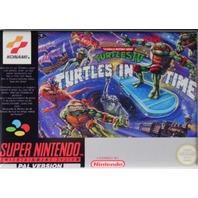 Super Nintendo TMNT Turtles In Time FRIDGE MAGNET Teenage Mutant Ninja Turtles 4