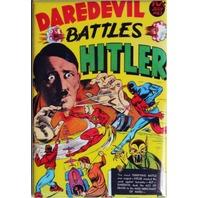 Daredevil Battles Hitler FRIDGE MAGNET Image Comics Comic Book Nazis WW2