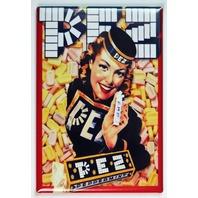 Vintage Style PEZ Girl FRIDGE MAGNET Vintage Style Candy 1940s