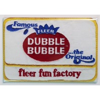 Fleer Bubble Bubble Gum Patch FRIDGE MAGNET Vintage Style Candy