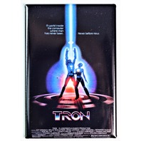 Tron Movie Poster FRIDGE MAGNET Jeff Bridges Sci Fi Refrigerator