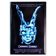 Donnie Darko Movie Poster FRIDGE MAGNET Sci Fi Theater