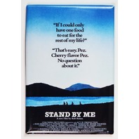 Stand By Me Movie Poster FRIDGE MAGNET Stephen King 1980s