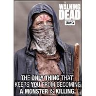 The Walking Dead Carol Peletier FRIDGE MAGNET Rick Grimes Daryl Dixon Negan