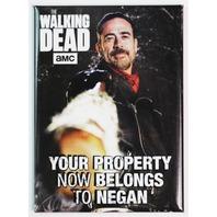 The Walking Dead Negan Saviors FRIDGE MAGNET Glenn Rhee Michonne Rick Grimes Q16