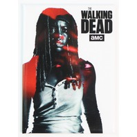 The Walking Dead Michonne FRIDGE MAGNET Negan Rick Grimes B25