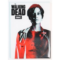 The Walking Dead Maggie Rhee FRIDGE MAGNET Glenn Negan Rick Grimes B23
