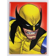 X Men Wolverine FRIDGE MAGNET Logan Marvel Comics Hugh Jackman Comic Book Hero