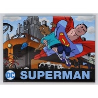 Superman FRIDGE MAGNET Justice League Batman Snider DC Comics Clark Kent Hero