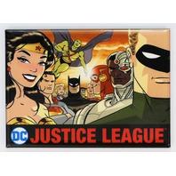 Justice League FRIDGE MAGNET Superman Wonder Woman Flash Batman DC Comics S31