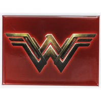 Wonder Woman Logo FRIDGE MAGNET DC Comics Justice League Superman Batman Snider