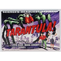 Tarantula Movie Poster FRIDGE MAGNET Sci Fi Monster Film Spiders B Flick