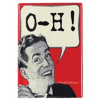 O H I O Ohio OSU FRIDGE MAGNET Ohio State University Football Sports