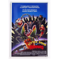 Little Shop of Horrors Movie Poster FRIDGE MAGNET Horror Sci Fi