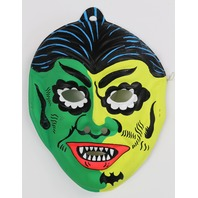 Vintage Vampire Halloween Mask Vampiro Monster