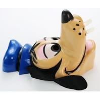 Vintage Walt Disney Goofy Halloween Mask Cesar Costume Mickey Mouse