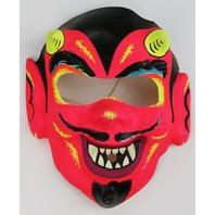 Vintage Devil Halloween Mask Horror Monster Demon