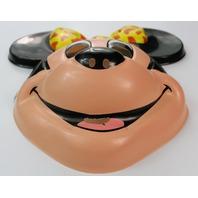 Vintage Walt Disney Minnie Mouse Halloween Mask  Mickey Ben Cooper Costumes