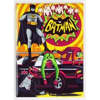 Batman FRIDGE MAGNET Adam West Joker DC Comics 1960's Riddler E14