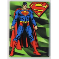 Superman FRIDGE MAGNET Clark Kent  DC Comics Comic Book