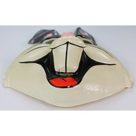 Vintage Bugs Bunny Halloween Mask Hanna Barbera
