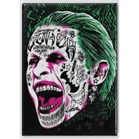 The Joker FRIDGE MAGNET Batman Suicide Squad DC Comics Harley Quinn