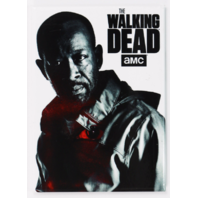 The Walking Dead Morgan Jones FRIDGE MAGNET Rick Grimes Negan