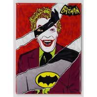 The Joker Batman FRIDGE MAGNET Adam West DC Comics Cesar Romero C17