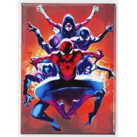 Spiderman and Friends FRIDGE MAGNET Marvel Comics The Avengers