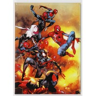 Spiderman FRIDGE MAGNET Marvel Comics The Avengers E28 SD3745