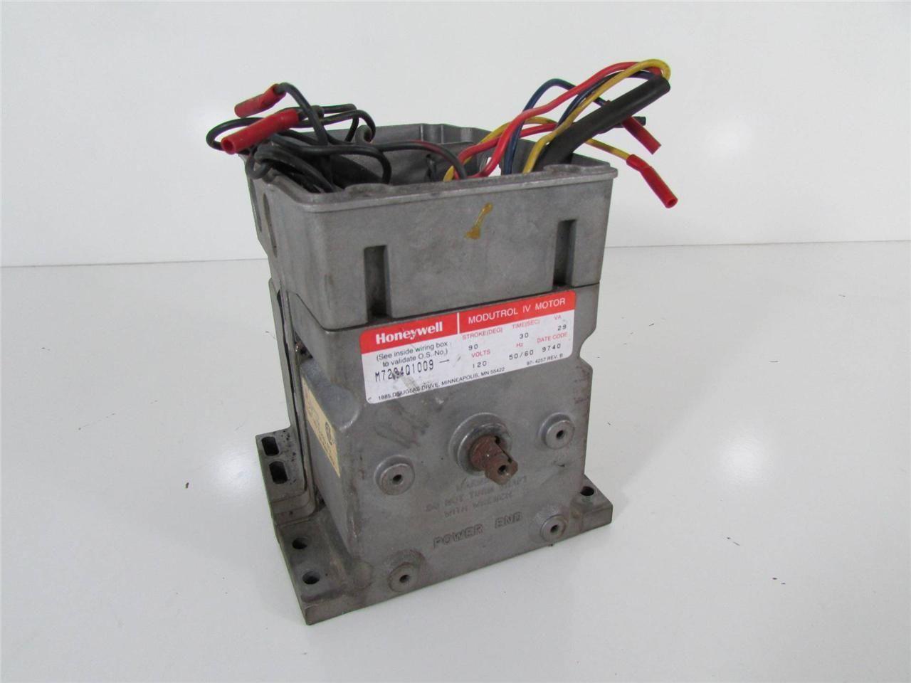 Honeywell Modutrol Iv Motor M7224q1009 Premier Equipment