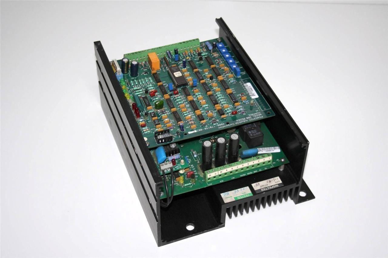 Powertec brushless dc motor speed for Brushless dc motor controller