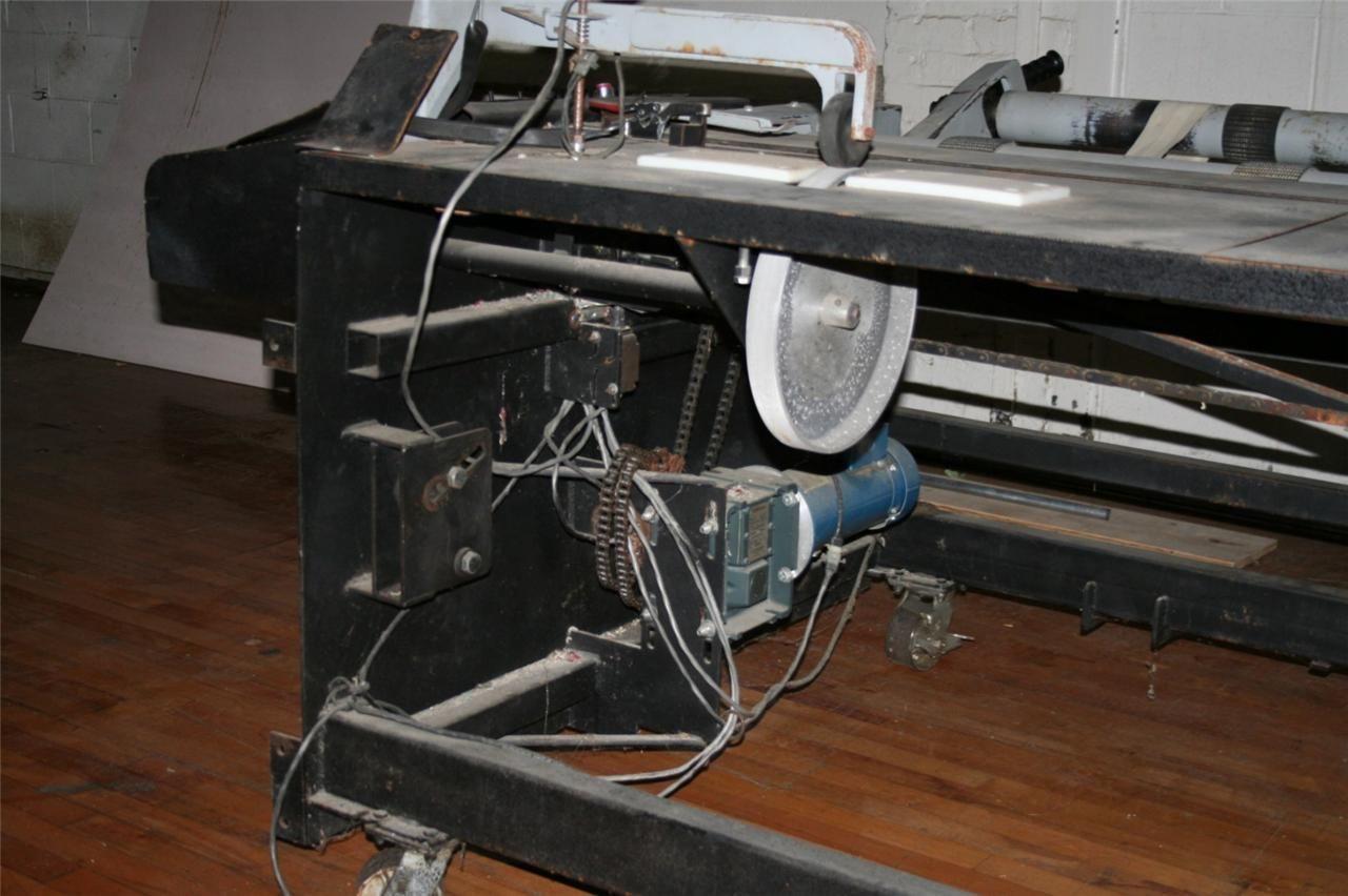 Accu Cut Super Cut 42015 Commercial Carpet Cutting