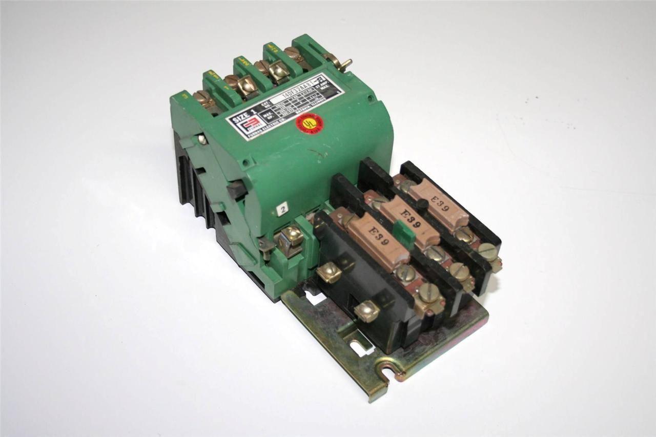 Furnas electric 14df32aa81 starter 27amp 600vac 50 60hz Furnas motor starter