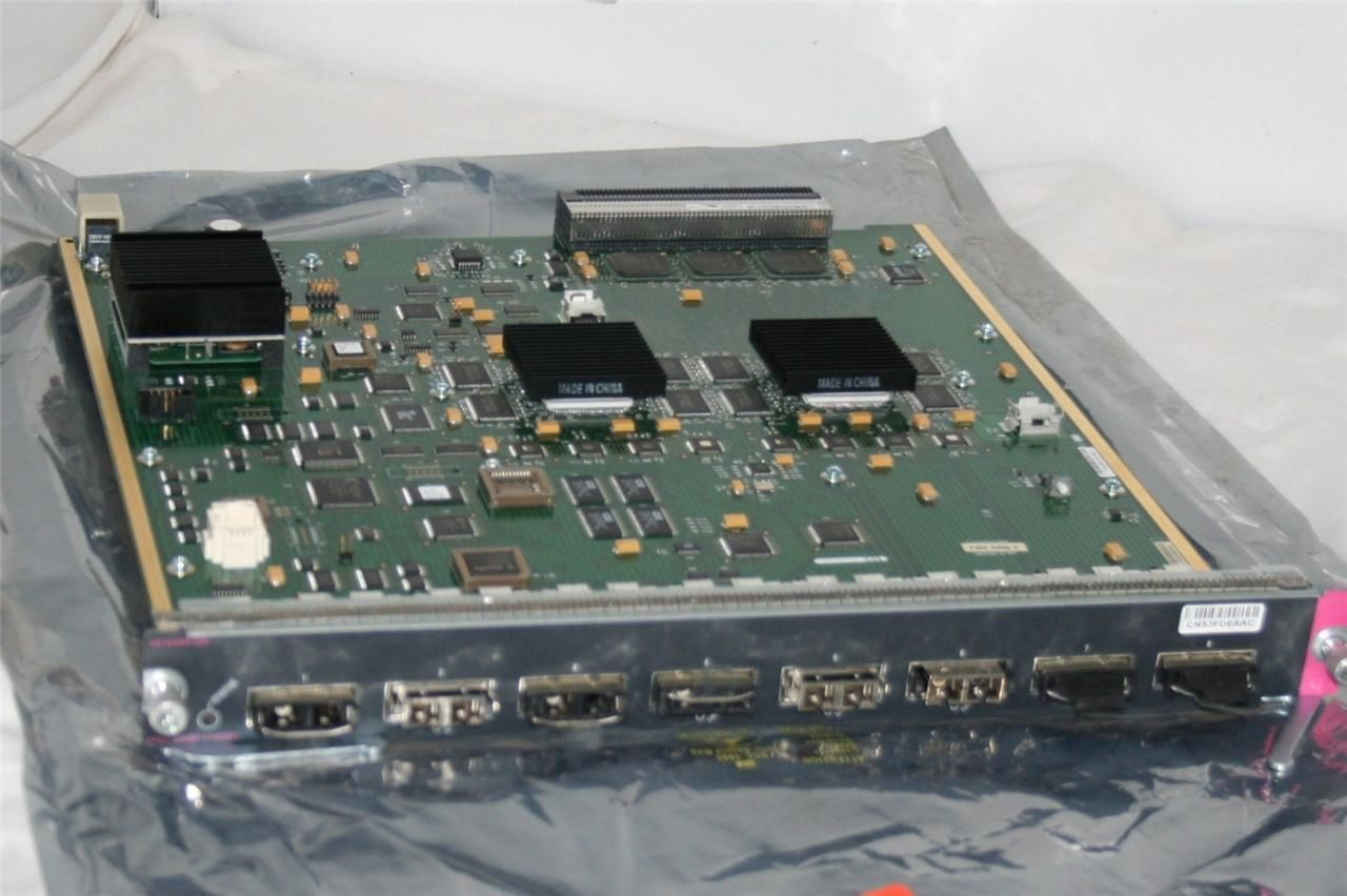 Cisco WS-X6408A-GBIC Switch New   Premier Equipment Solutions, Inc.
