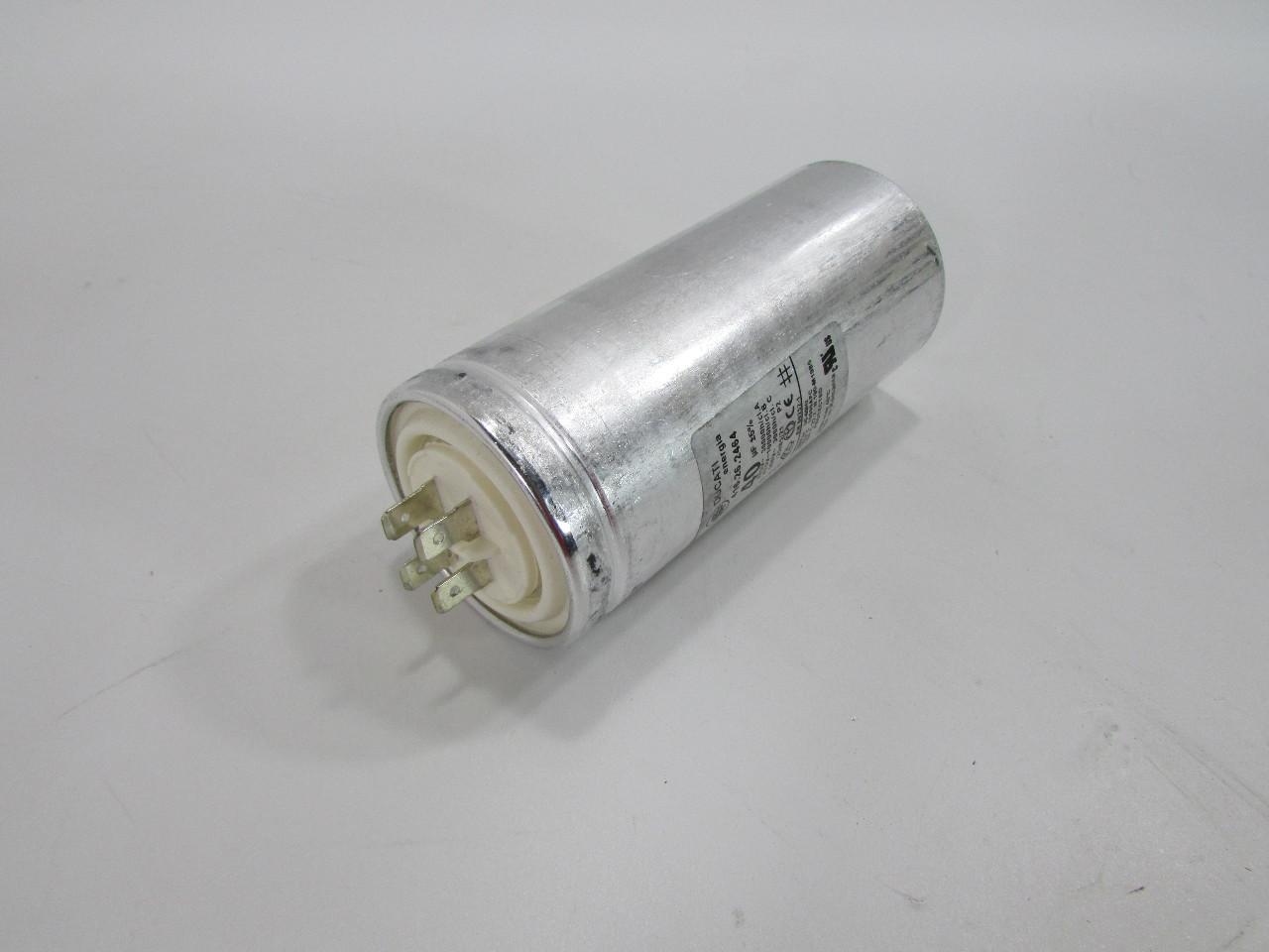 Condensador De Ducati Energia En60252 1 450v 50 60hz 40uf