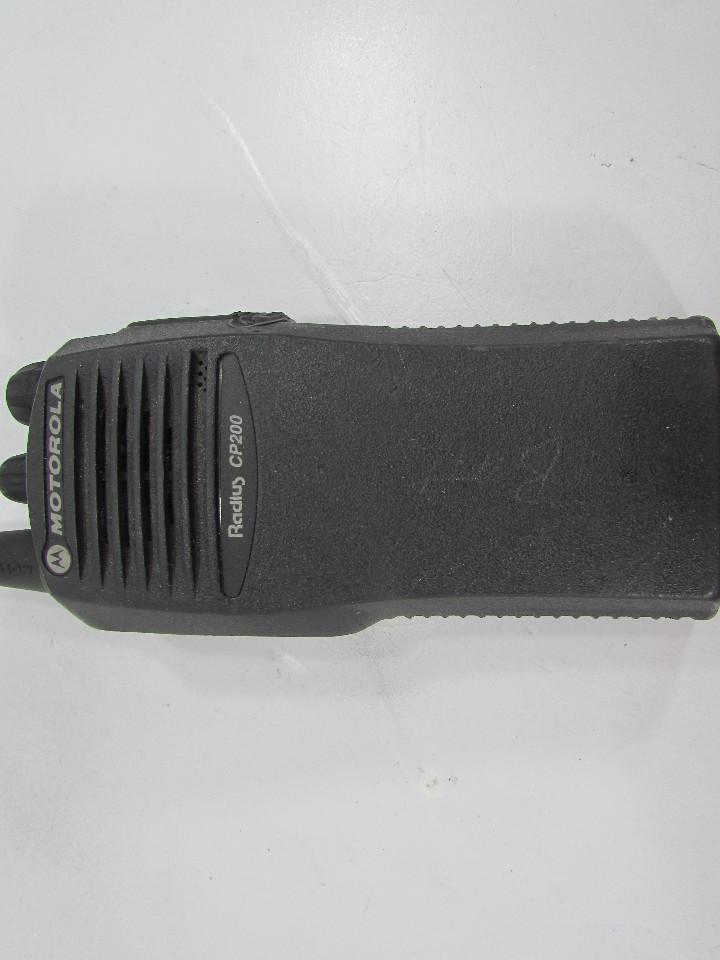 motorola cp200. motorola radius cp200 uhf fm transceiver aaha50rdc9aa1an motorola cp200