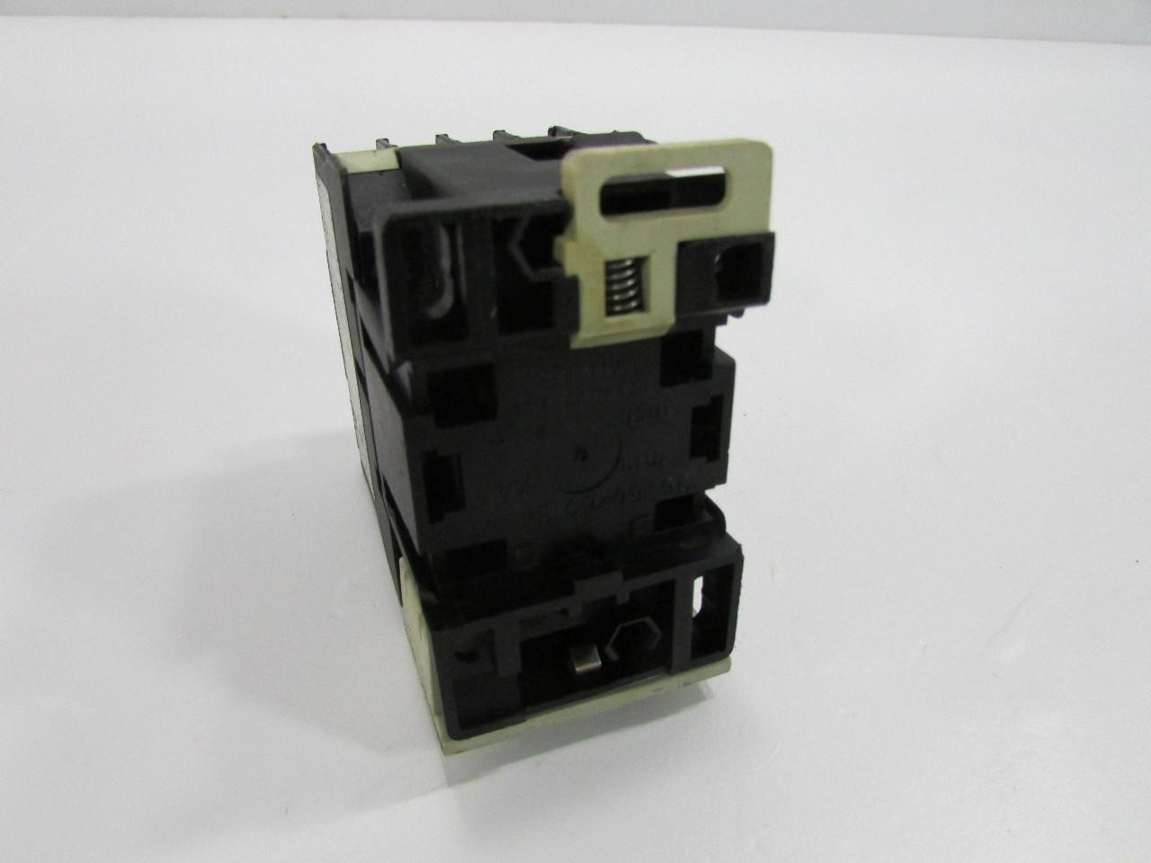 Telemecanique lc1 do9 10 motor starter Telemecanique motor starter
