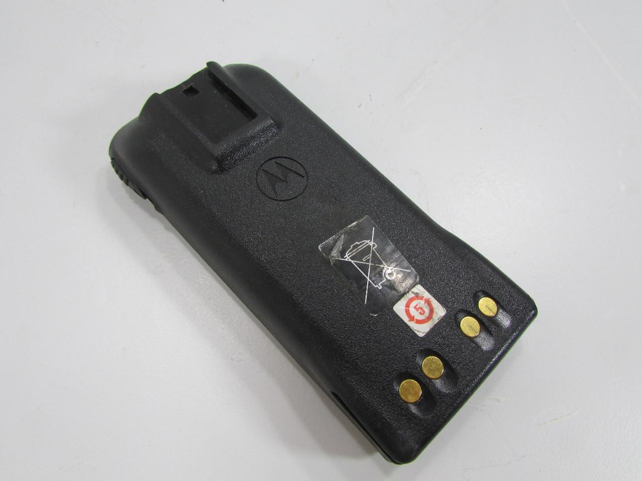 Nickel Metal Hydride Battery : Motorola battery v nickel metal hydride hnn a ebay