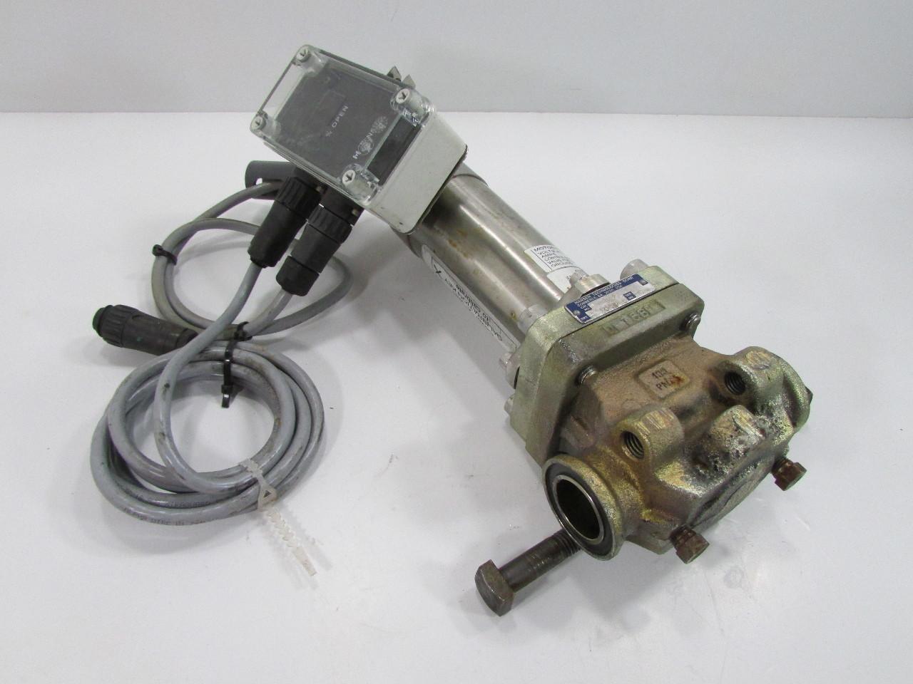 Hansen Sealed Motor Valve 1 Inch Hmmrc 2 Ebay