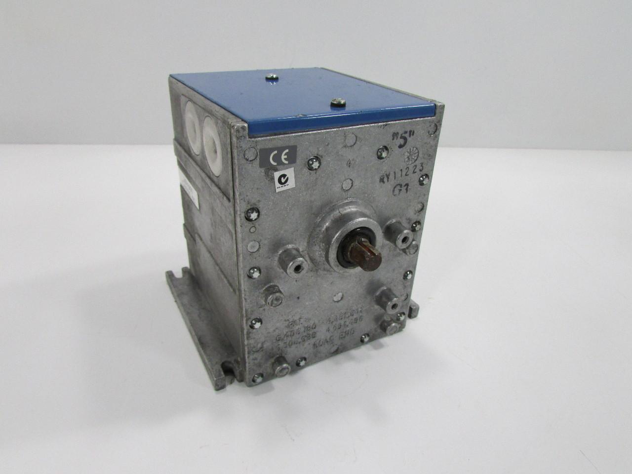Johnson control electric motor brake 5406180 ebay for Electrical braking of dc motor