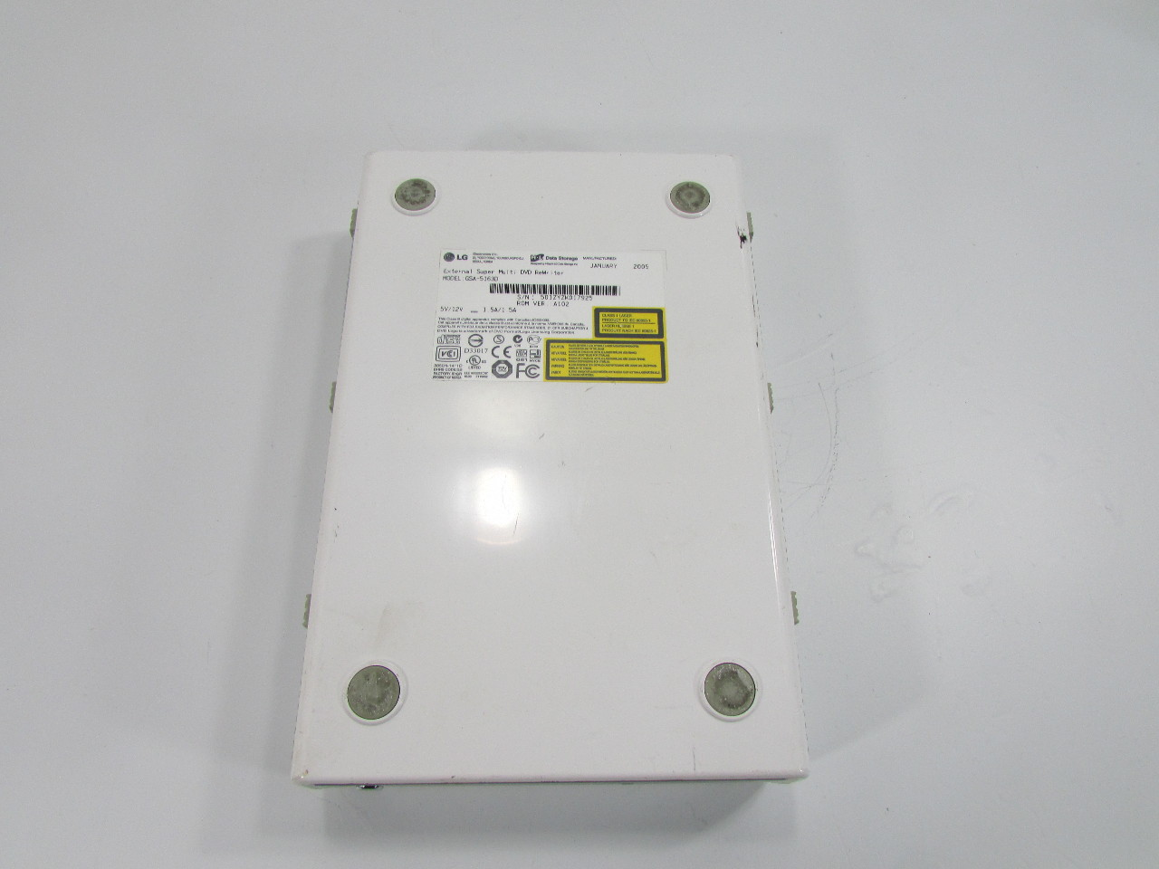New LG Cd-Rw & DVD-Rw drivers