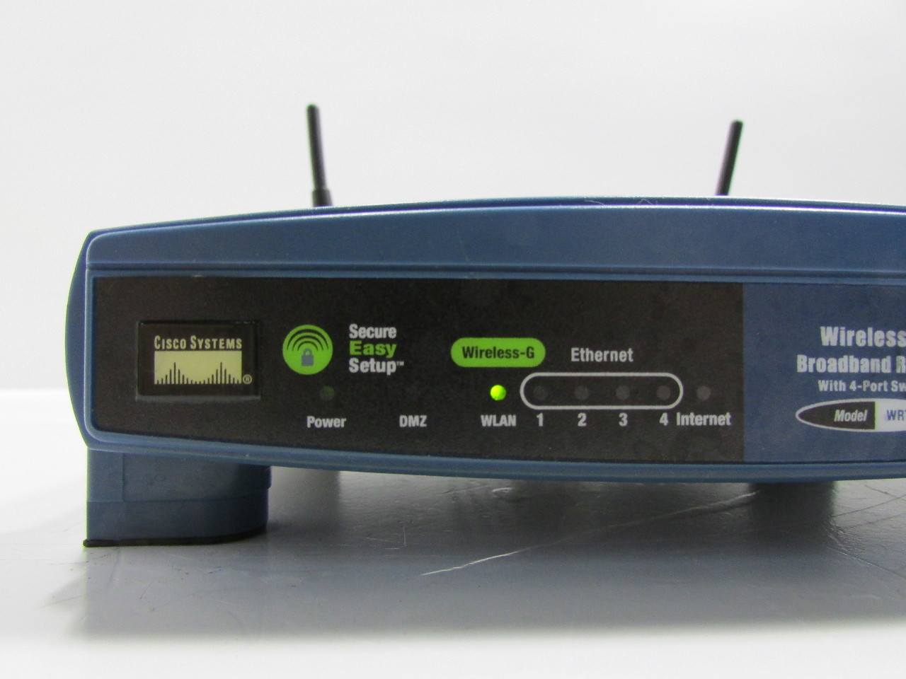 Software for Wireless-G 2.4 GHZ router