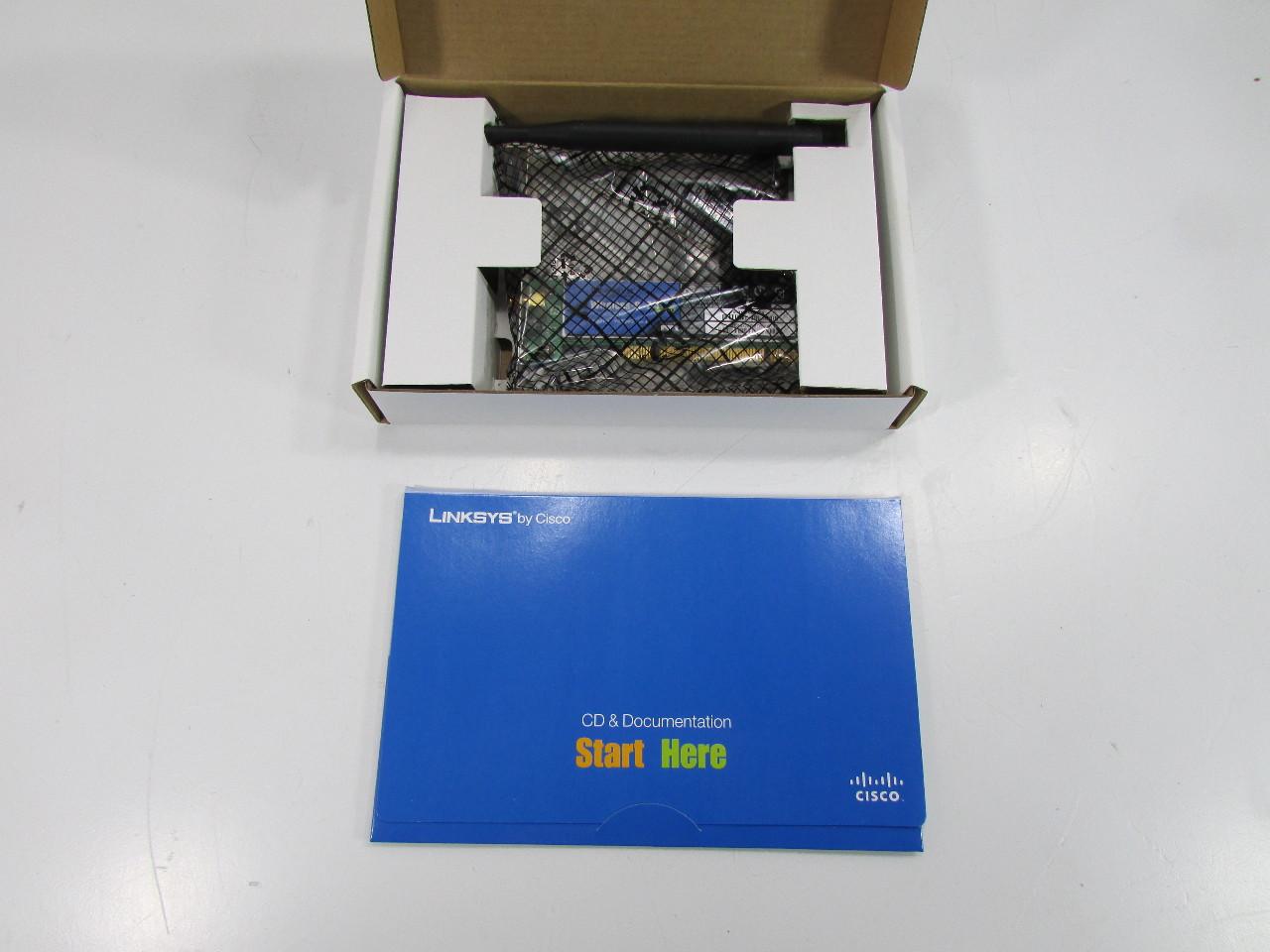 Linksys WMP54G Wireless-G PCI Adapter ver. 3 Driver