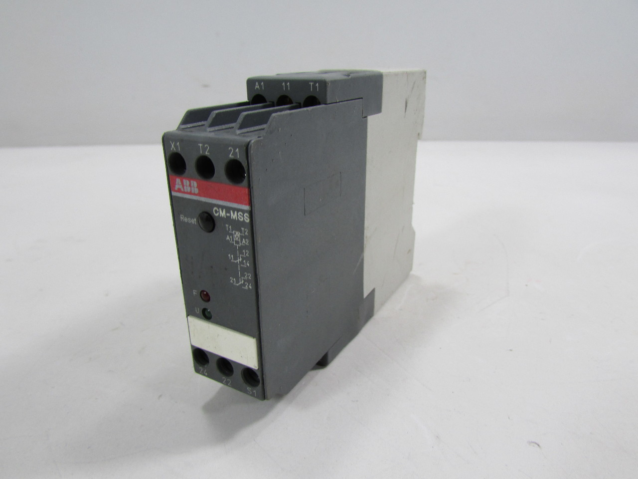 Abb Cm Mss 1svr430720r0300 Motor Protection Monitoring Relay Ebay