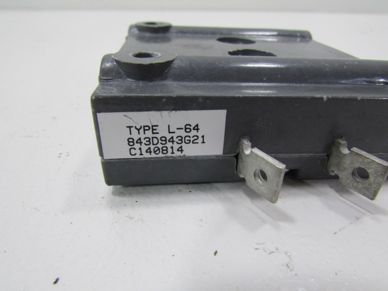 Westinghouse l 64 contactor motor starter 843d943g21 for Westinghouse motor starter parts