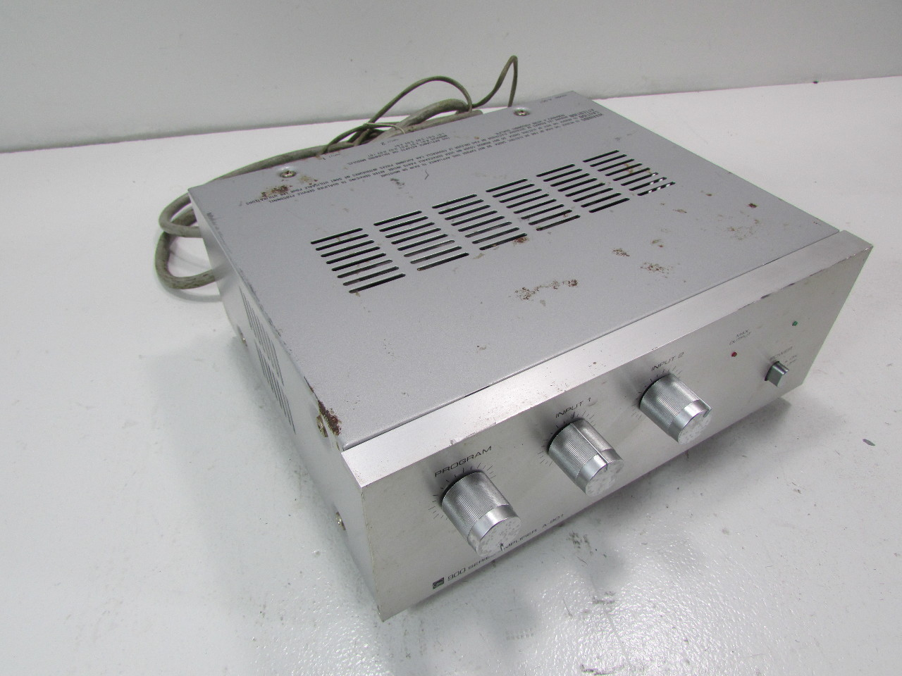 TOA ELECTRIC A-901 / 900 Series Amplifier A-901 SD06891