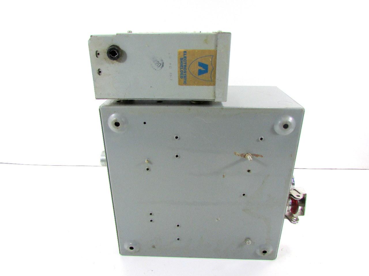 SQUARE D 8736 SAG 16 8536 STARTER ENCLOSURE ACME T 2 53107 S  #1C5075